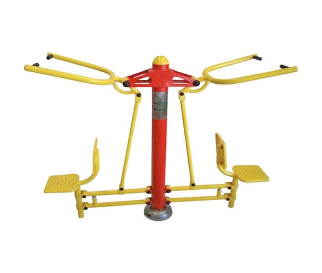 Maquinas de ejercicios para plazas mobiliario urbano for Maquinas de ejercicios